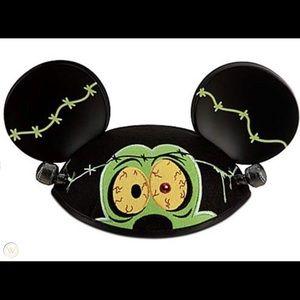 Disney Parks Halloween Frankenstein Mickey Mouse